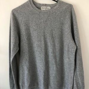 Project Social T Grey Sweatshirt
